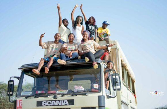 3 Days Masai Mara Overland Camping Safari