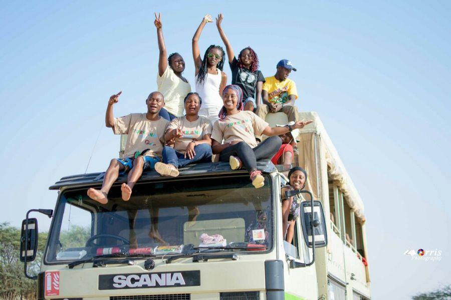 4 Days Masai Mara & Nakuru Overland Camping Safari