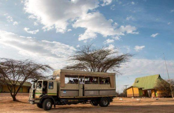 6 Days Samburu, Nakuru & Masai Mara Overland Camping Safari