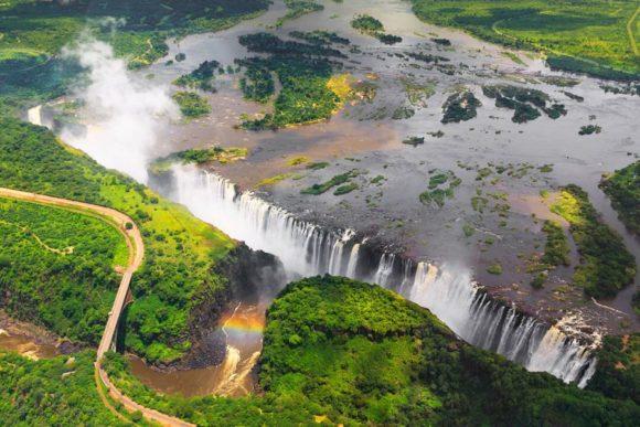 18 Days Kenya to Victoria Falls Overland Camping Safari