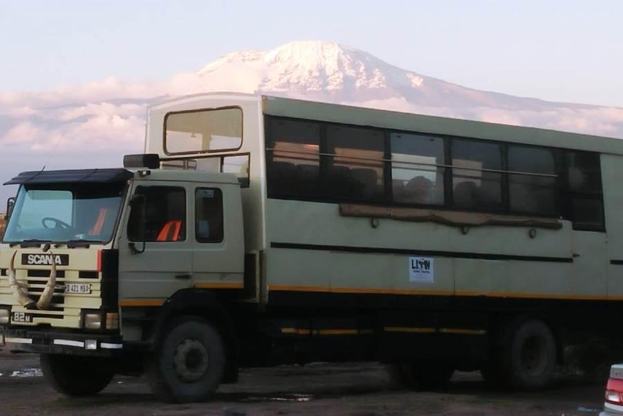 3 Days Amboseli Overland Camping Safari