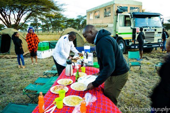 10 Days Kenya & Tanzania Serengeti Overland Camping Safari